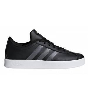 Adidas Vl Court 2,0 K Core Black