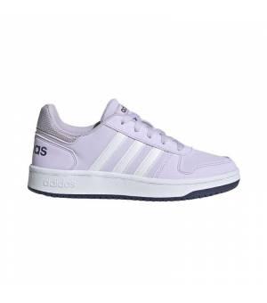 Adidas Hoops 2.0 K W obuv fialová