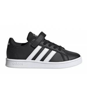 Adidas Grand Court C Jrs Black