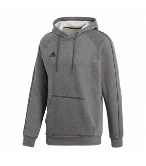 Adidas Core 18 Hoody Grey / Black mikina