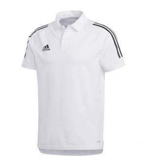 Adidas Condivo 20 Polo M White tričko