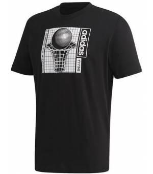 Adidas Rtr Md Bskt T M tričko