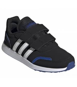 Adidas VS Switch 3 C JR CBLACK/FTWWHT/R