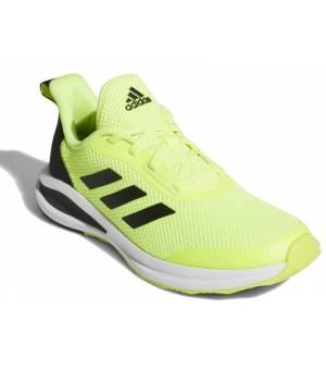 Adidas FortaRun K Jr SYELLO/CBLACK/FTWWHT