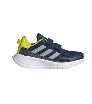 Adidas Tensaur Run C Jr Crew Navy / Halo Silver / Acid Yellow