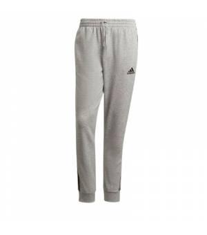 Adidas M 3S FT TC PNT Medium Grey Heather / Black nohavice