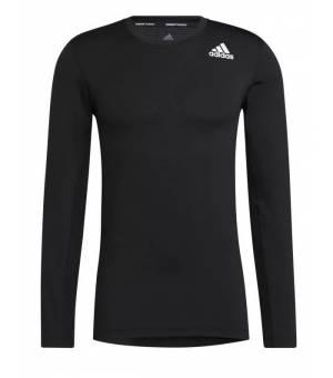 Adidas TF LS M Shirt Black tričko