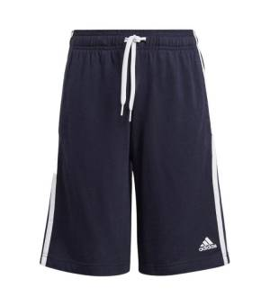 Adidas B 3s Shorts Jr Legend Ink / White kraťasy