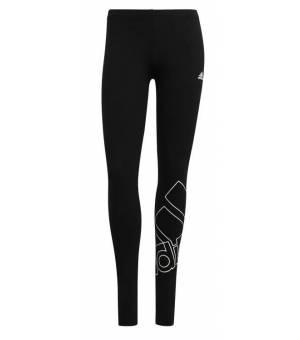 Adidas W Fav Q1 leg Black/White legíny