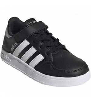 Adidas Breaknet C Jr CBLACK/FTWWHT