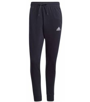 Adidas M Essentials Single Jersey Tapered Cuff Pants M Legend Ink tepláky