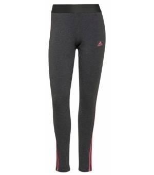 Adidas W 3s Leg Dark Grey Heather / Rose Tone legíny