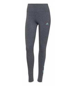 Adidas W Lin Leg Dark Grey Heather/Minton legíny