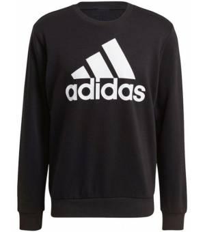 Adidas M Bl Ft Swt M Black/White mikina