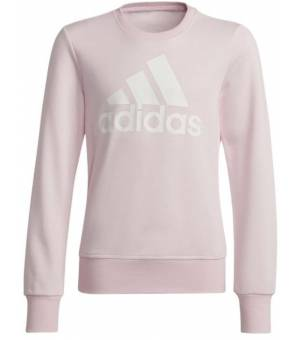 Adidas G Bl Swt Jr Clear Pink / White mikina