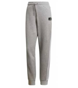 Adidas W Fi 3s Reg Pant W Medium Grey Heather tepláky