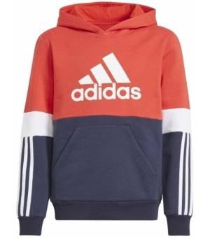 Adidas B Cb Gl Hoody Jr Legend Ink / Vivid Red / White mikina