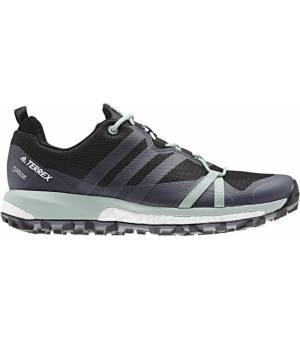 Adidas Terrex Agravic GTX W Ash Grey / Core Black / Clear Mint