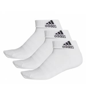 Adidas Cush Ank 3 Pairs Socks White ponožky