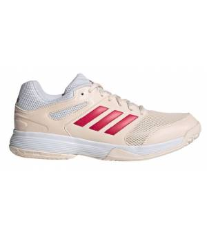Adidas Speedcourt W Beige / Red