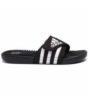 Adidas Adissage Black masážne šľapky