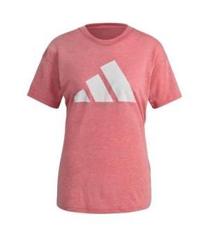 Adidas W Win 2.0 Shirt Vintage pink tričko
