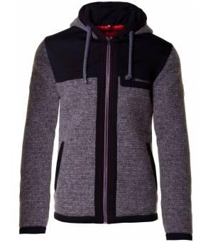 Almgwand Kirchspitze M Jacket Sepia-Schwarz Bunda