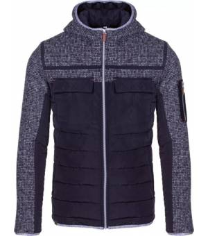 Almgwand Asitzkopf M Jacket Dark Blue bunda