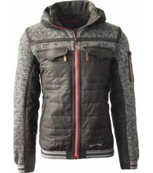 Almgwand Almerhorn M Jacket Black-Shadow bunda