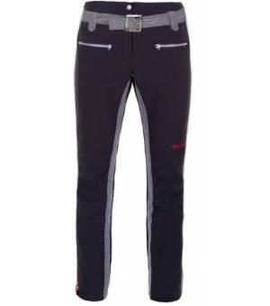Almgwand Pastaukopf W Pants Black / Grey nohavice