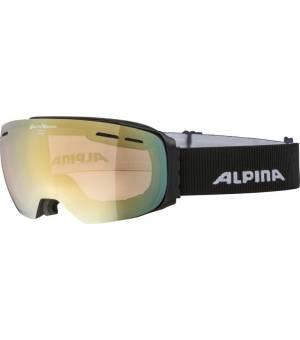 Alpina Granby Qvm Lyž. Black Matt Okuliare