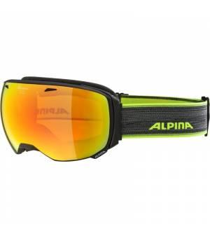 Alpina Big Horn Qvm Lyž. Black Matt Okuliare