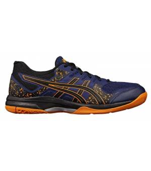 Asics Flare 7 GS Jr. Indoor Marine/Orange