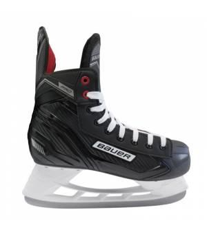 Bauer Pro Skate Sr Black White dosp. hokejové korčule