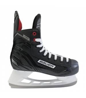 Bauer Pro Skate Jr Black White junior hokejové korčule