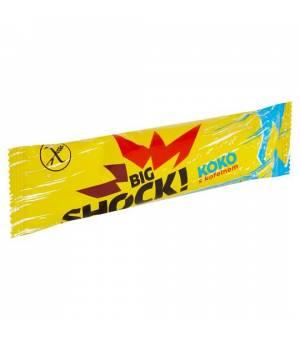 Big Shock Koko energetická tyčinka 55 g