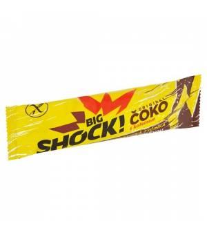 Big Shock Original Čoko Energetická tyčinka 65 g