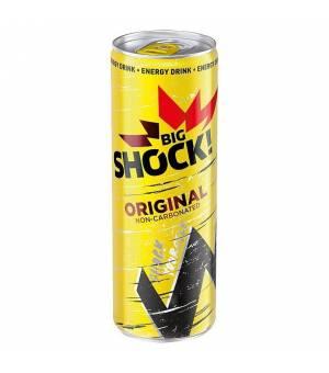 Big Shock Original energetický nápoj neperlivý 330 ml
