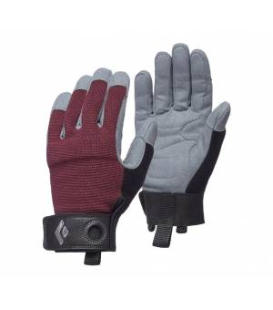 Black Diamond Crag Gloves W Bordeaux rukavice