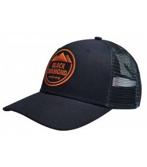 Black Diamond Trucker Hat CPTN Redwood šiltovka