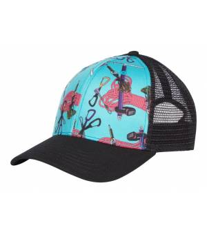 Black Diamond Trucker Hat GearPrint šiltovka