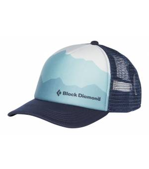 Black Diamond W Trucker Hat Eclipse-BlueIce šiltovka