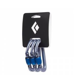 Black Diamond HotForge Screwgate 3 Pack grey set karabín