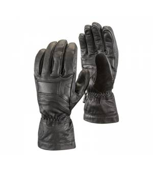 Black Diamond Kingpin Gloves black rukavice