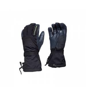 Black Diamond Enforcer Gloves black rukavice