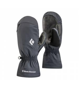 Black Diamond Glissade Mitts black rukavice