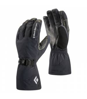 Black Diamond Pursuit Gloves black rukavice