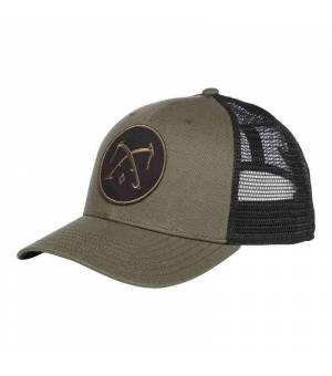 Black Diamond BD Trucker Hat tundra/black šiltovka
