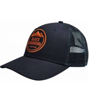 Black Diamond Trucker Hat Šiltovka Modrá