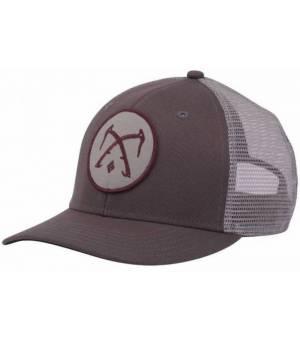 Black Diamond Trucker Hat Šiltovka Hnedá